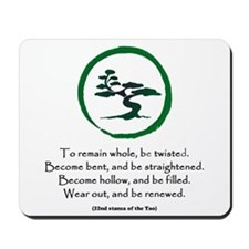 The Tao of the Tree Mousepad