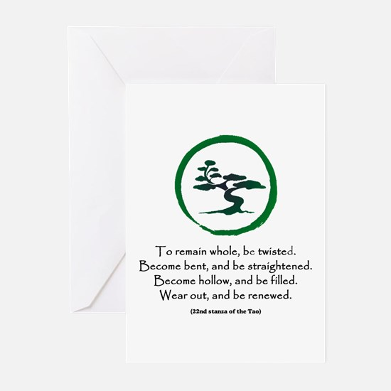 The Tao of the Tree Greeting Cards (Pk of 10)