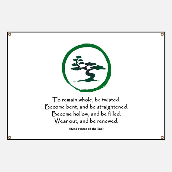The Tao of the Tree Banner