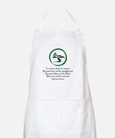 The Tao of the Tree Apron