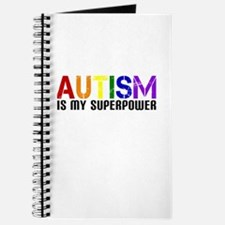 Autism is My Superpower Journal