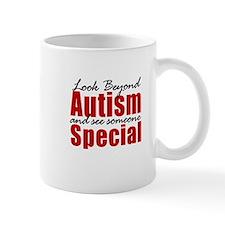 Look Beyond Autism Mug