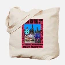 Unique Harlem ny Tote Bag