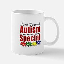 Look Beyond Autism2 Mug