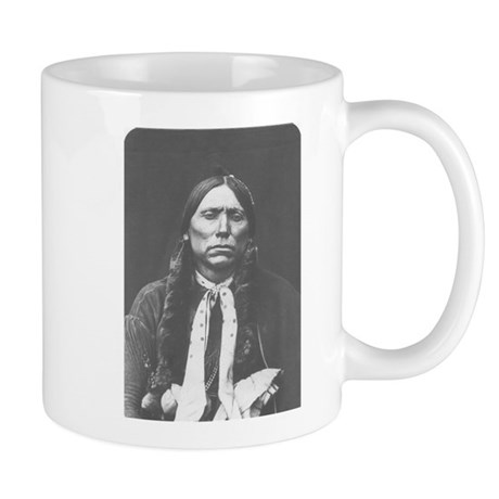 Quanah Parker Comanche Collectible Mug