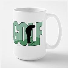 GOLF *1* Mug