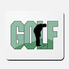 GOLF *1* Mousepad