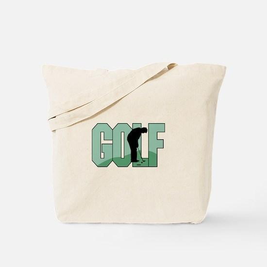 GOLF *1* Tote Bag