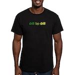 BP Oil Spill - drill bp drill Men's Fitted T-Shirt