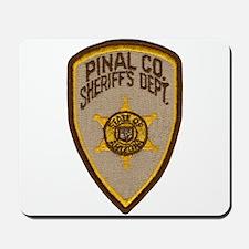 Pinal County Sheriff Mousepad