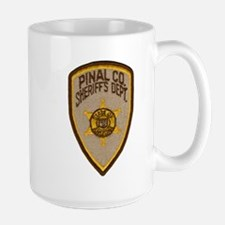 Pinal County Sheriff Mug