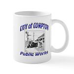 Compton Public Works Mug