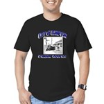 Compton Public Works Men's Fitted T-Shirt (dark)