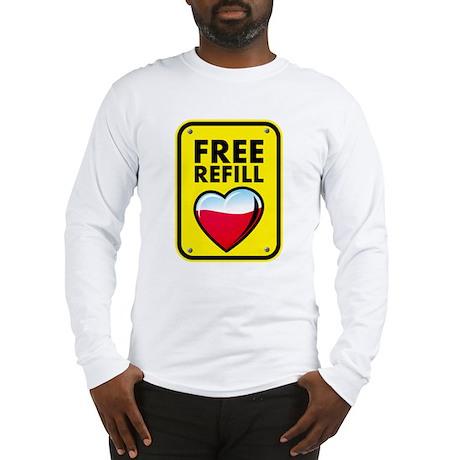 Free Love Long Sleeve T-Shirt