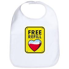 Free Love Bib