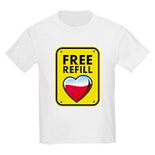 Free Love Kids T-Shirt