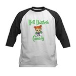 Holt Dazzlers Cassidy Kids Baseball Jersey