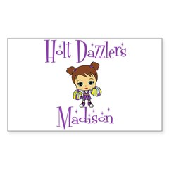 Holt Dazzlers Madison Decal