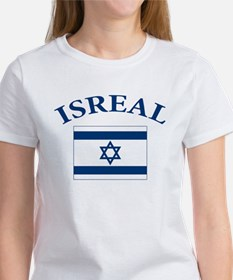 I love Isreal Women's T-Shirt