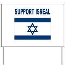 Support Isreal Yard Sign