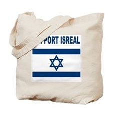 Support Isreal Tote Bag