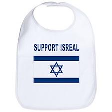 Peace for Isreal Bib