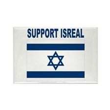 Peace for Isreal Rectangle Magnet
