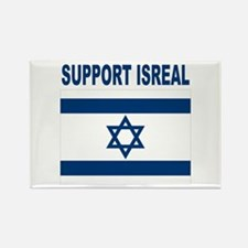 Peace for Isreal Rectangle Magnet (10 pack)