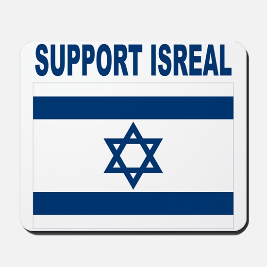 Peace for Isreal Mousepad