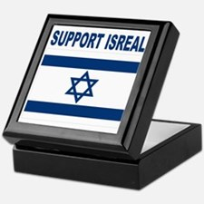 Peace for Isreal Keepsake Box