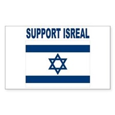 Peace for Isreal Decal