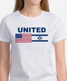 Support Isreal Women's T-Shirt