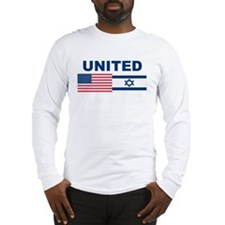 Support Isreal Long Sleeve T-Shirt