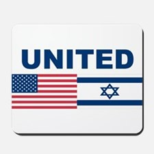 Support Isreal Mousepad