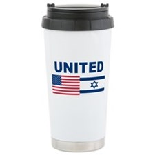 Support Isreal Travel Mug