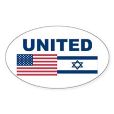 Support Isreal Decal
