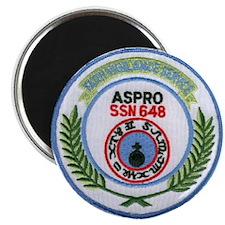 USS ASPRO Magnet