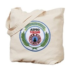 USS ASPRO Tote Bag