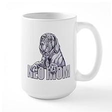Neo Mom Blue UC Mug