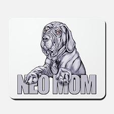 Neo Mom Blue UC Mousepad