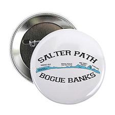 "Salter Path NC - Map Design 2.25"" Button"
