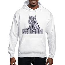 Neo Mom Blue Hoodie