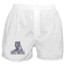 Neo Mom Blue Boxer Shorts