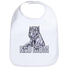 Neo Mom Blue Bib