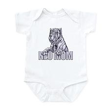 Neo Mom Blue Infant Bodysuit