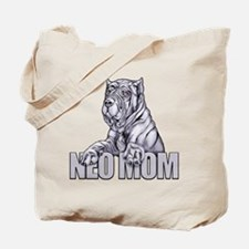 Neo Mom Blue Tote Bag