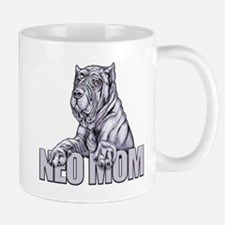 Neo Mom Blue Mug