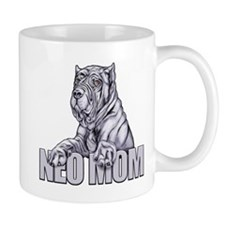 Neo Mom Blue Mug