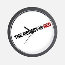 ...Is Red Wall Clock