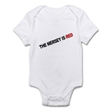...Is Red Infant Bodysuit